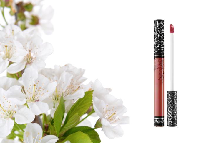 Kat Von D Everlasting Liquid Lipstick in Lolita Dupe