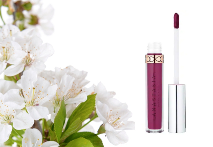 Anastasia Beverly Hills Craft Liquid Lipstick Dupe