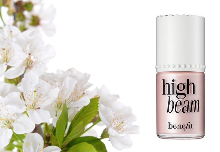 Benefit High Beam Liquid Face Highlighter Dupe