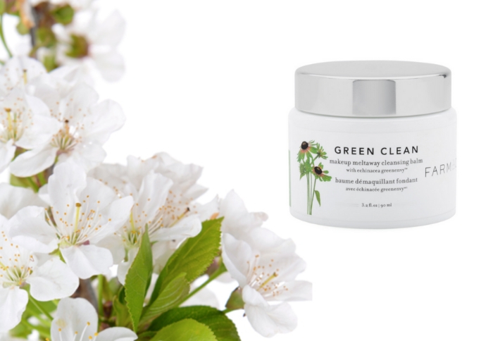 Farmacy Green Clean Makeup Removing Cleansing Balm Dupe