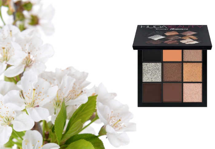 Huda Beauty Smokey Obsessions Eyeshadow Palette Dupe