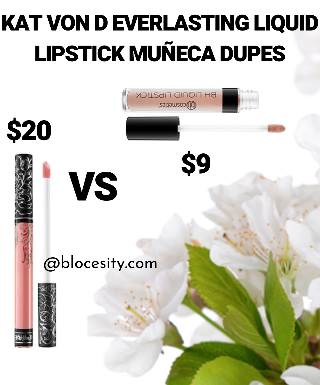 Everlasting Liquid Lipstick Muneca Dupe 4 of 4